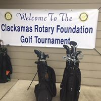 Clackamas Rotary Foundation Golf Tournament gallery image #9