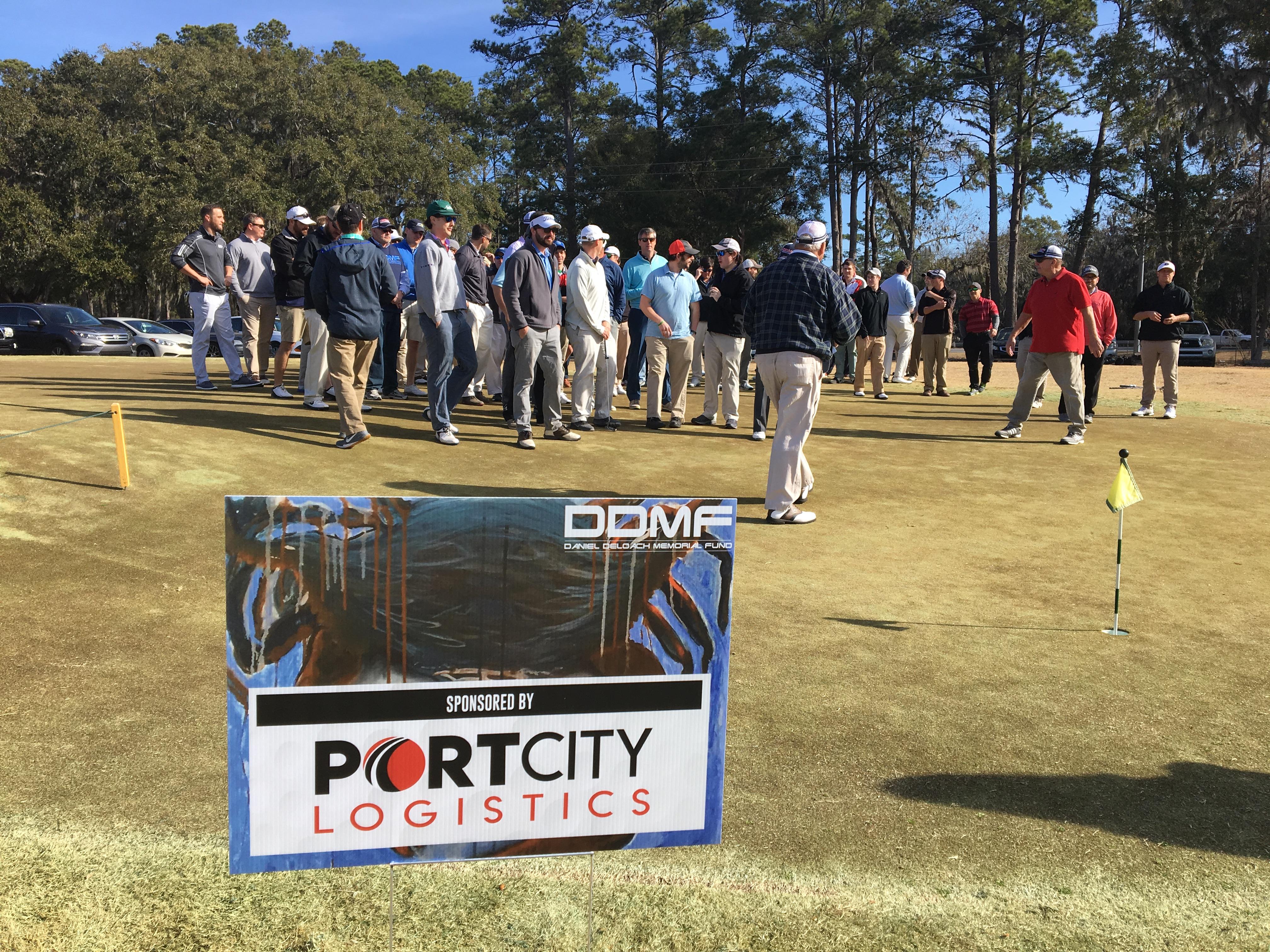 Daniel DeLoach Memorial Golf Tournament gallery image #12