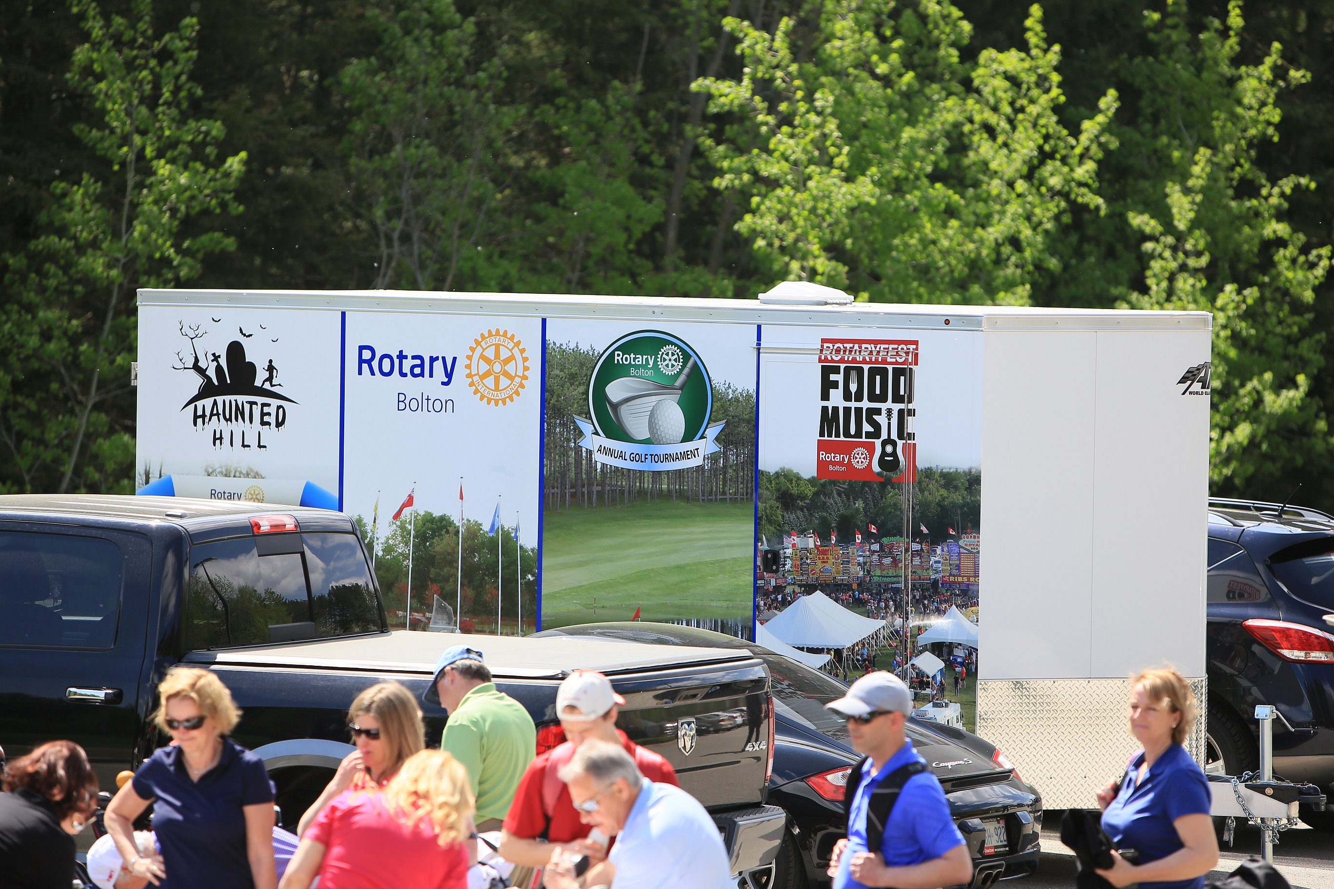 2019 Bolton Rotary Early Bird Golf Classic gallery image #6