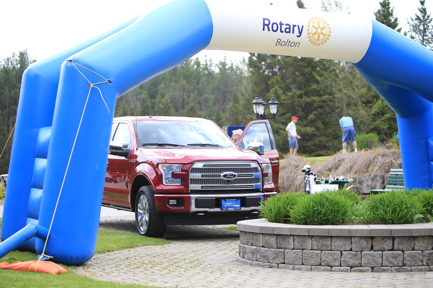 2019 Bolton Rotary Early Bird Golf Classic gallery image #19