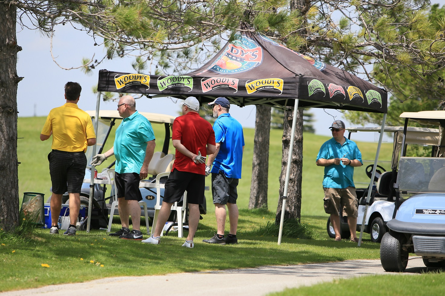 2019 Bolton Rotary Early Bird Golf Classic gallery image #29