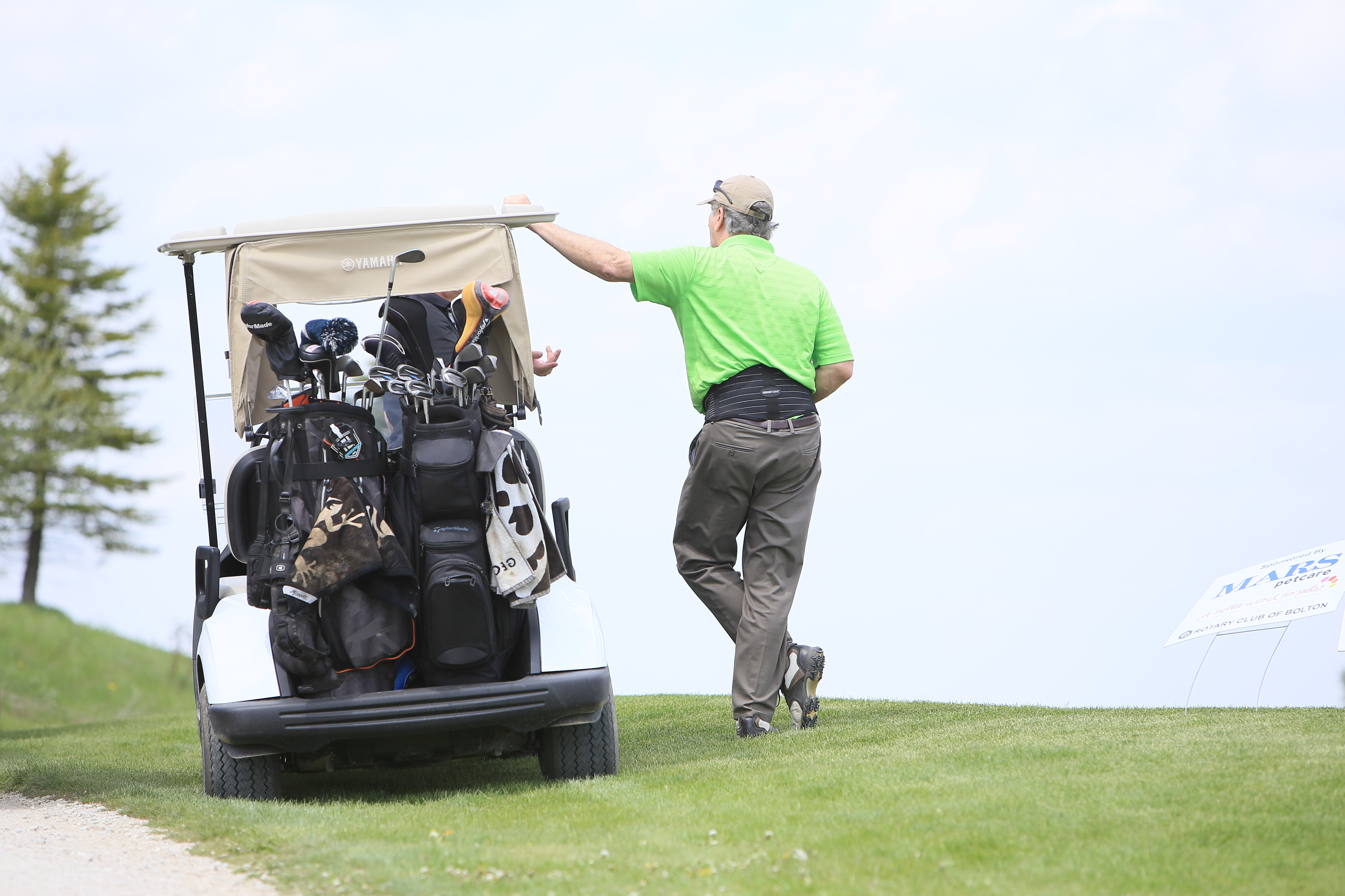 2019 Bolton Rotary Early Bird Golf Classic gallery image #38