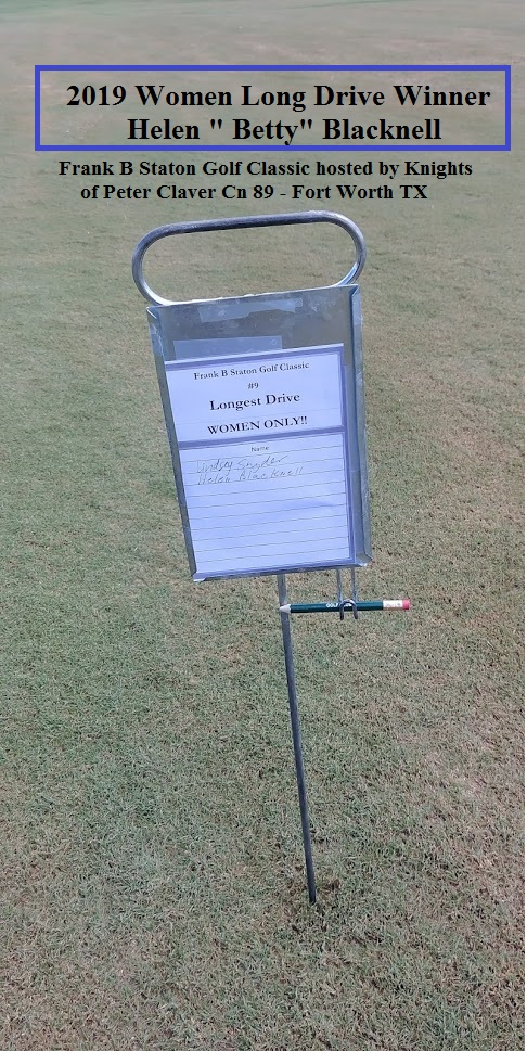 The Frank B Staton Golf Classic Hosted by KPC#89 gallery image #20