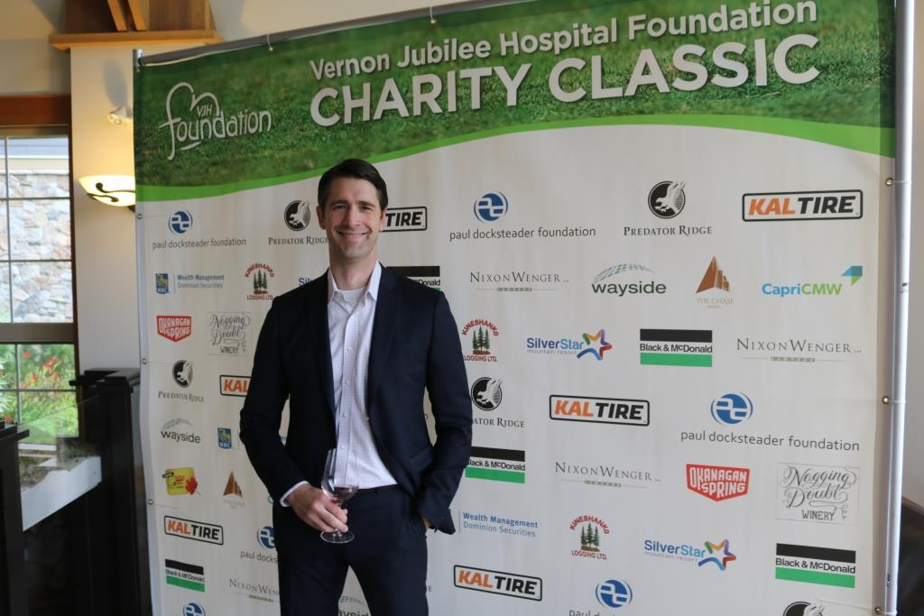 10th Annual VJHF Charity Classic Golf Tournament gallery image #3