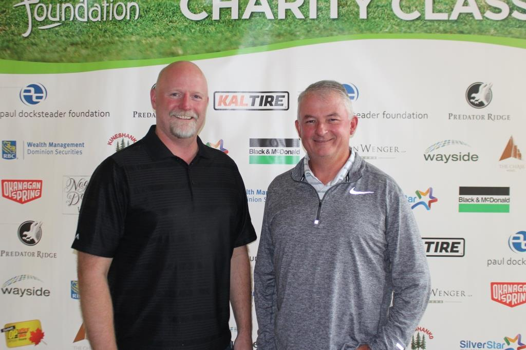 10th Annual VJHF Charity Classic Golf Tournament gallery image #4