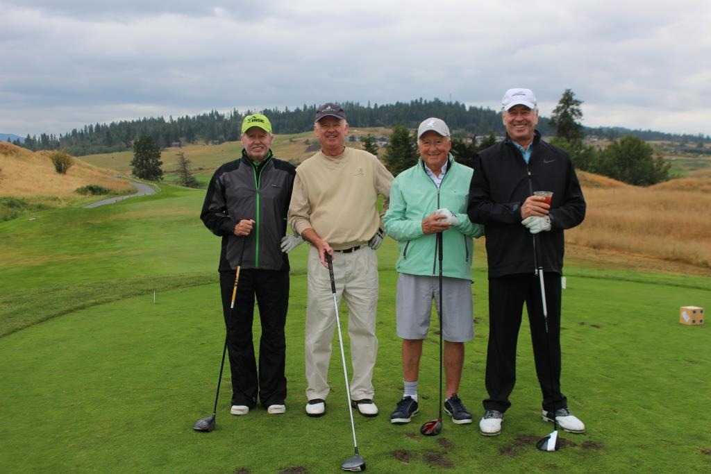 10th Annual VJHF Charity Classic Golf Tournament gallery image #14