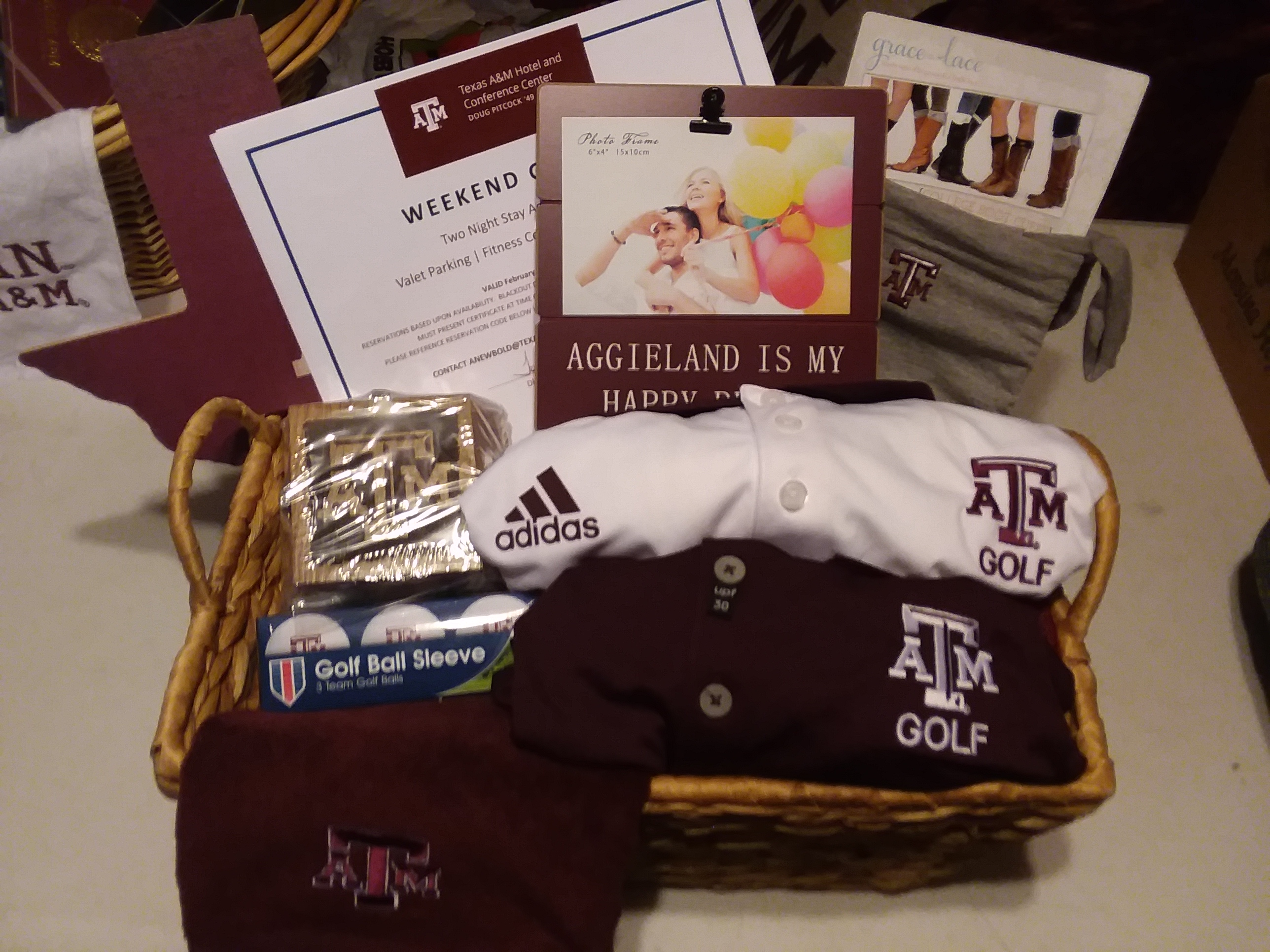 Gallery - Williamson County Texas A&M Aggie Moms Scholarship Golf