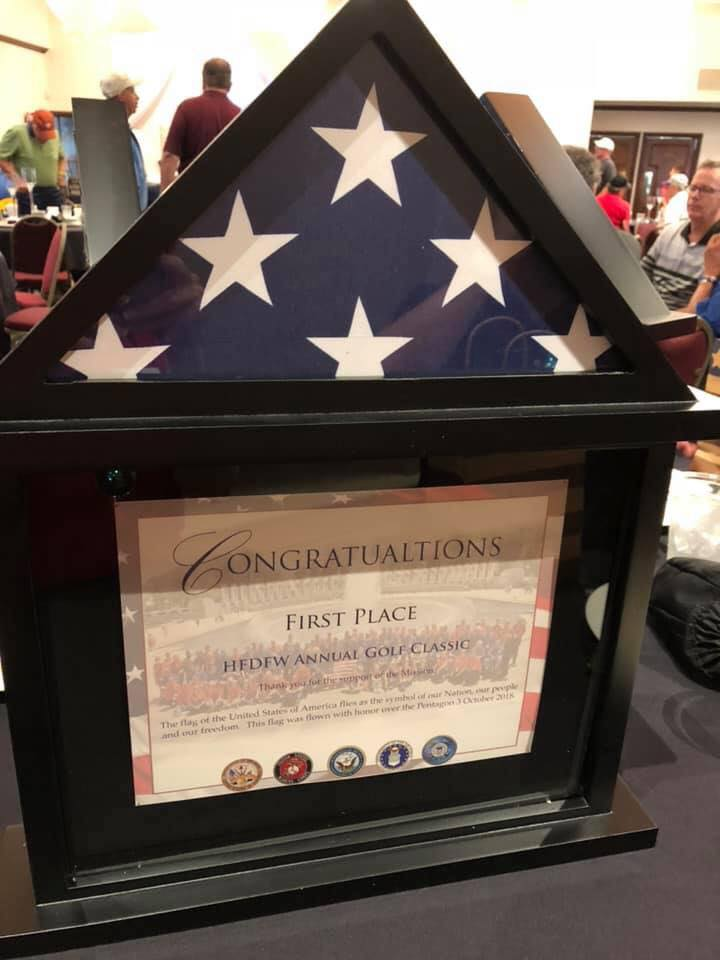 Honor Flight DFW 8th Annual Golf Classic gallery image #5