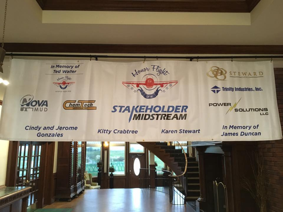 Honor Flight DFW 8th Annual Golf Classic gallery image #45