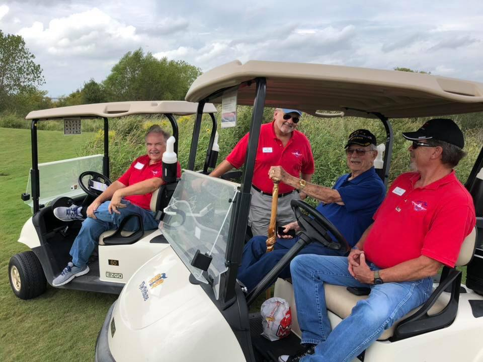 Honor Flight DFW 8th Annual Golf Classic gallery image #47