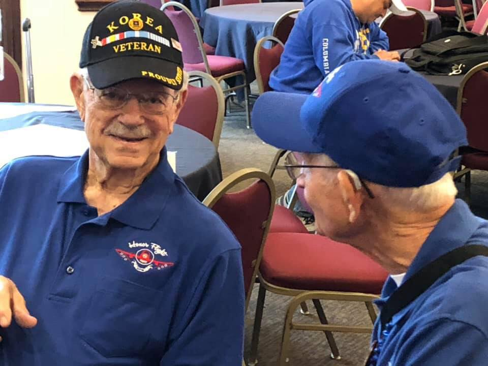 Honor Flight DFW 8th Annual Golf Classic gallery image #48