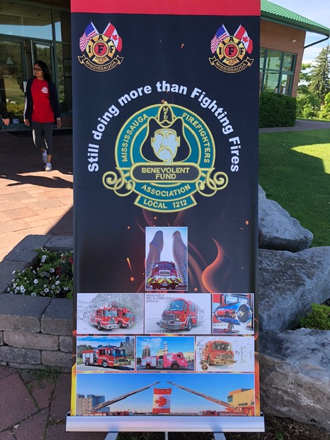 Mississauga Firefighters Benevolent Fund Charity Classic gallery image #8