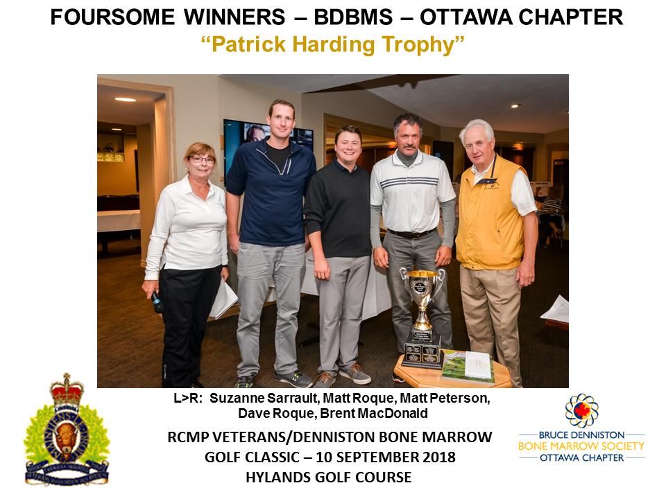 RCMP Veterans'/Denniston Bone Marrow Golf Classic 2019 gallery image #7