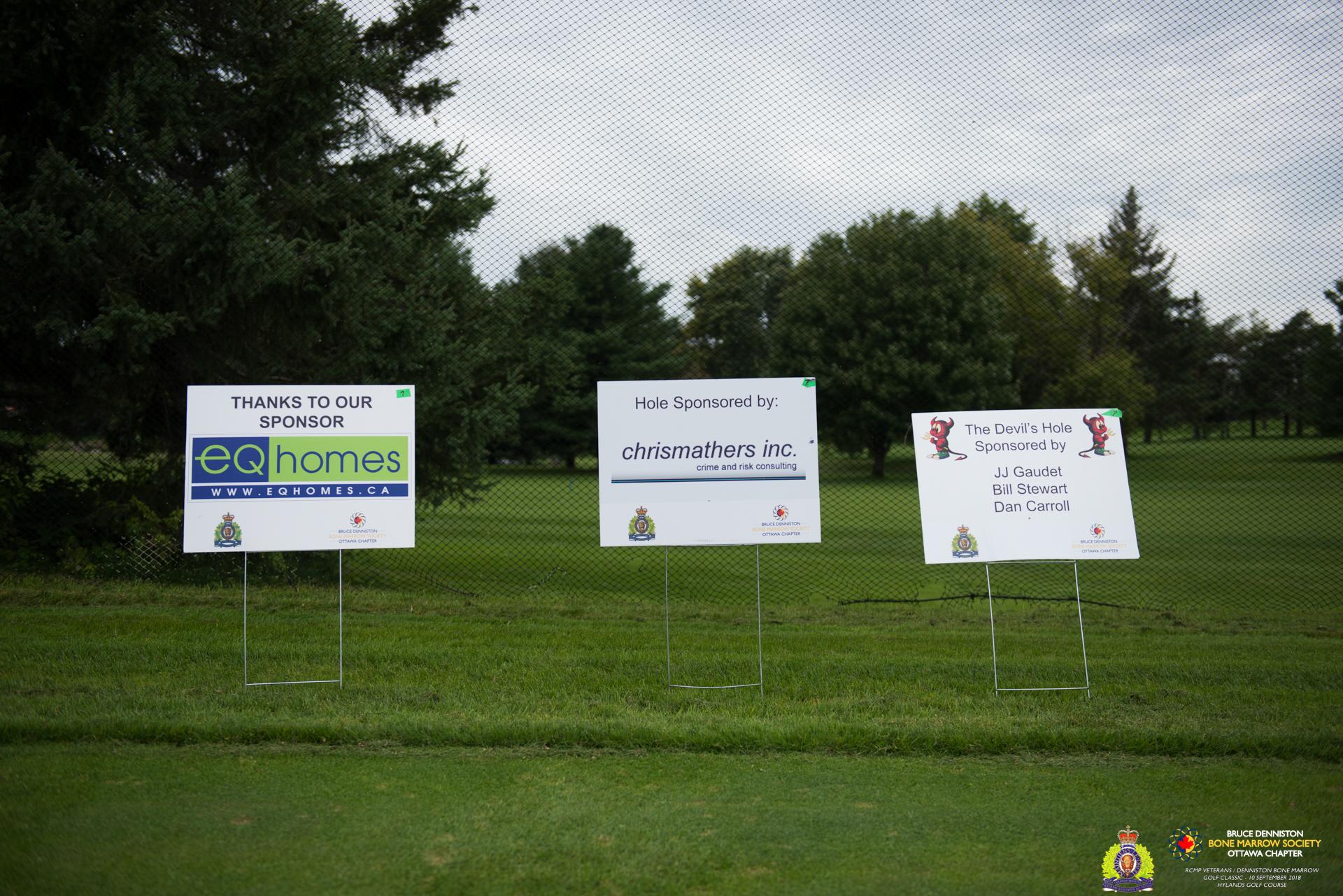 RCMP Veterans'/Denniston Bone Marrow Golf Classic 2019 gallery image #36