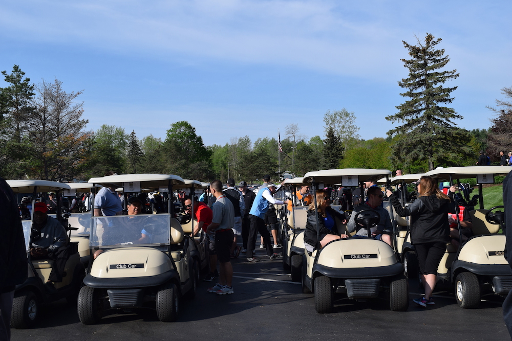 Nationals Charity Golf Classic Spring 2019 gallery image #4
