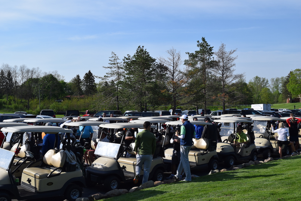 Nationals Charity Golf Classic Spring 2019 gallery image #6
