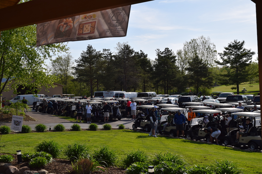 Nationals Charity Golf Classic Spring 2019 gallery image #7
