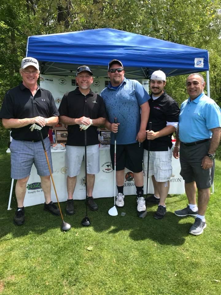 Nationals Charity Golf Classic Spring 2019 gallery image #14