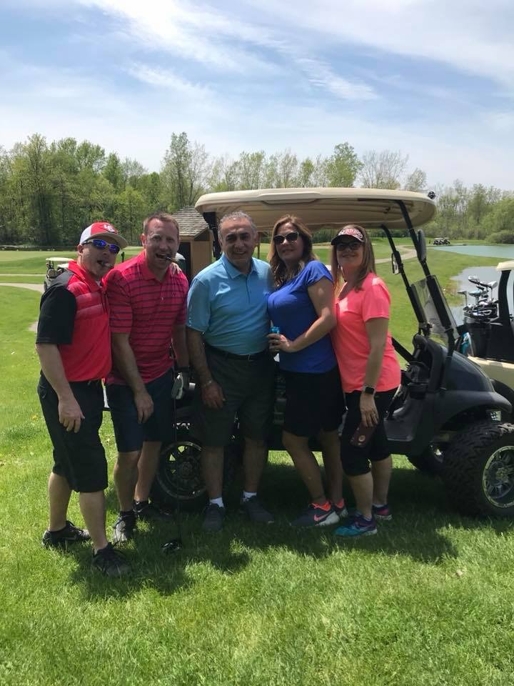 Nationals Charity Golf Classic Spring 2019 gallery image #16