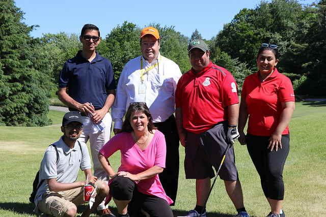 Volunteer MBC 2nd Annual Golf Tournament gallery image #4