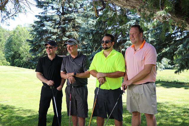 Volunteer MBC 2nd Annual Golf Tournament gallery image #11
