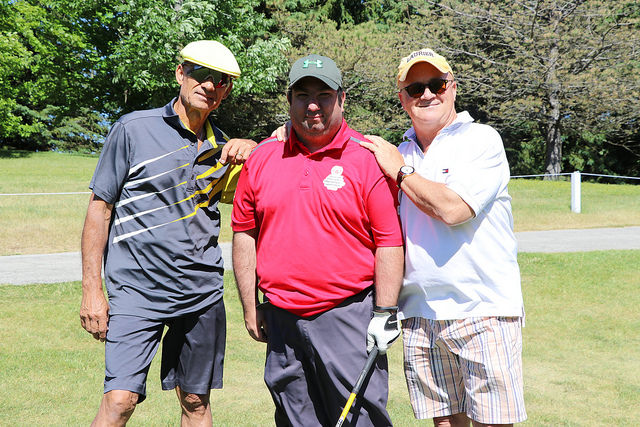 Volunteer MBC 2nd Annual Golf Tournament gallery image #12