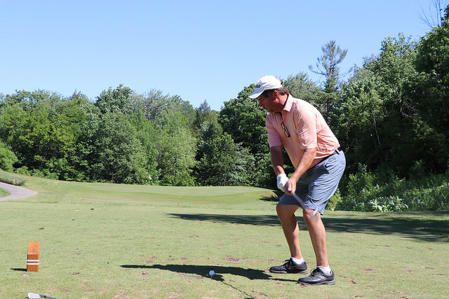 Volunteer MBC 2nd Annual Golf Tournament gallery image #14