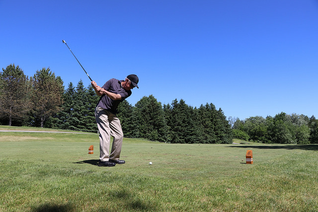 Volunteer MBC 2nd Annual Golf Tournament gallery image #15
