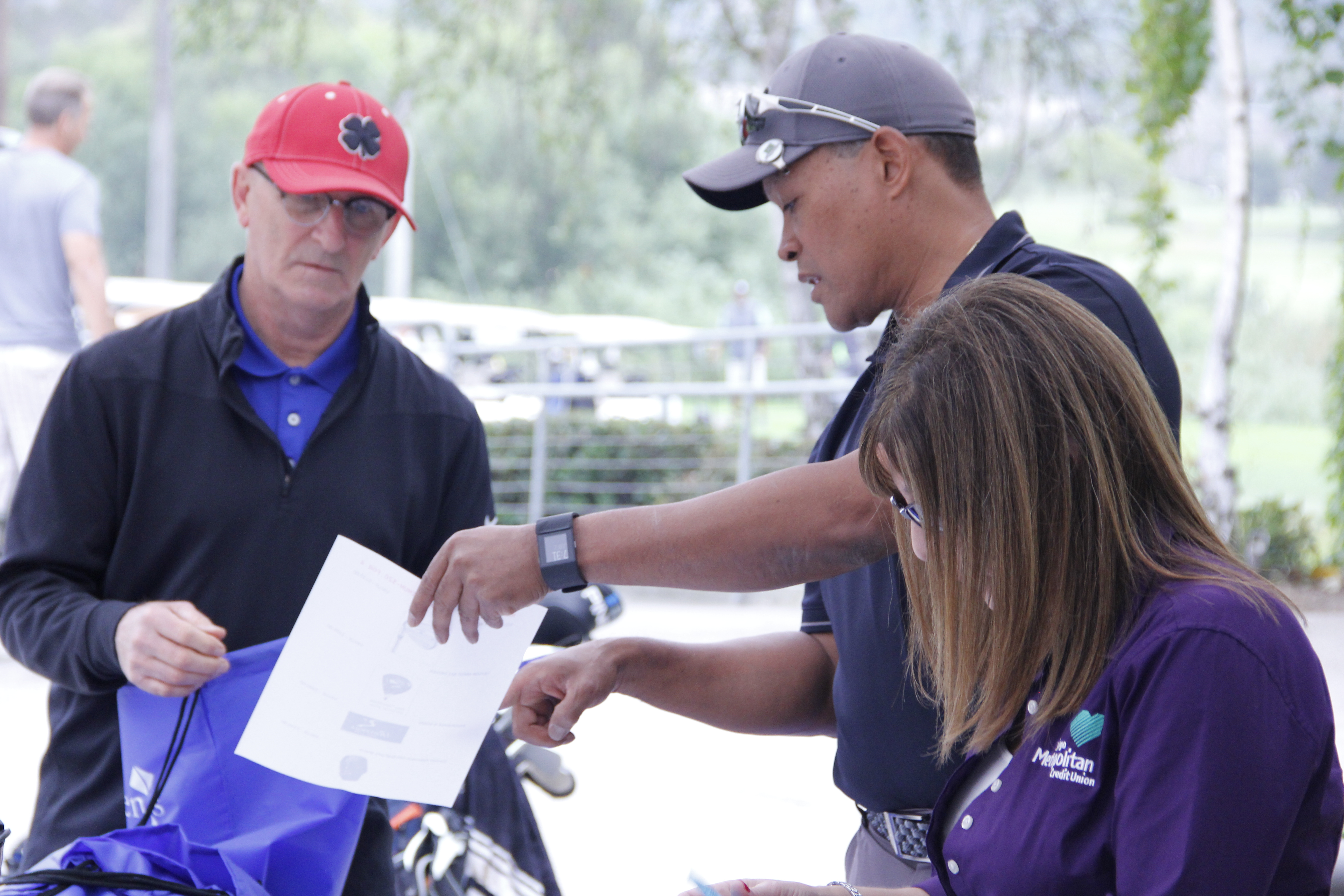 Gallery - Wheelhouse Credit Union Miracle Month Of May Golf