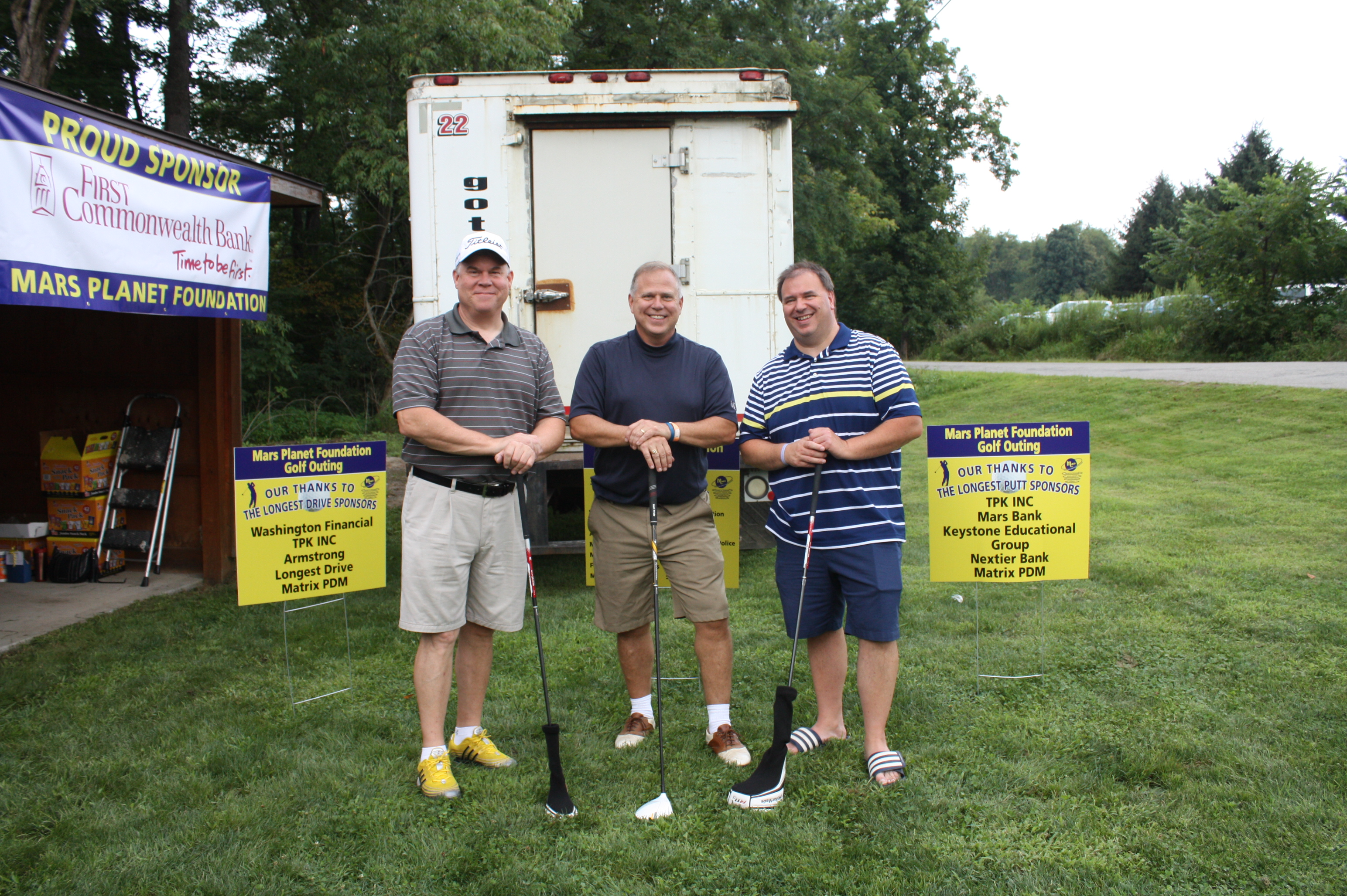 2019 Mars Planet Foundation Golf Outing gallery image #3