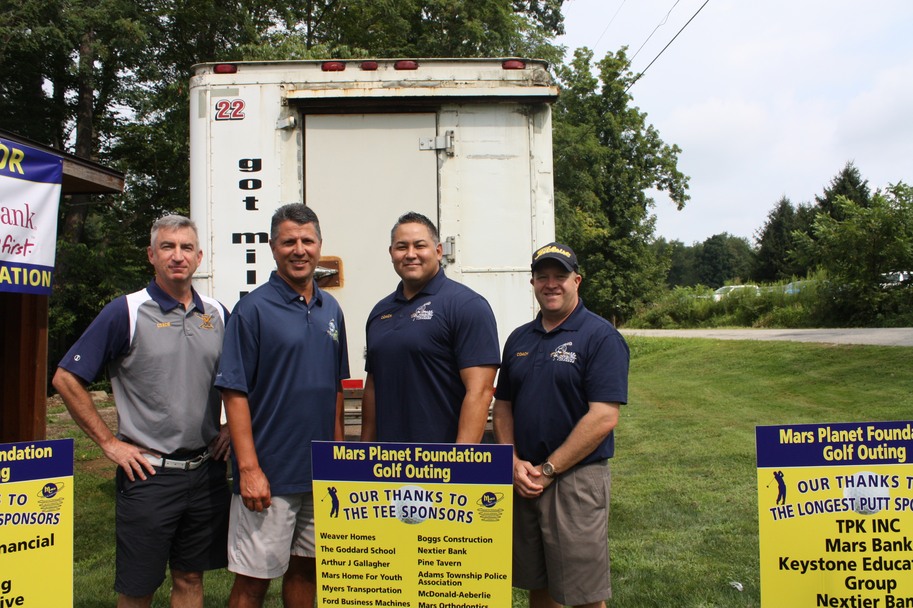 2019 Mars Planet Foundation Golf Outing gallery image #4
