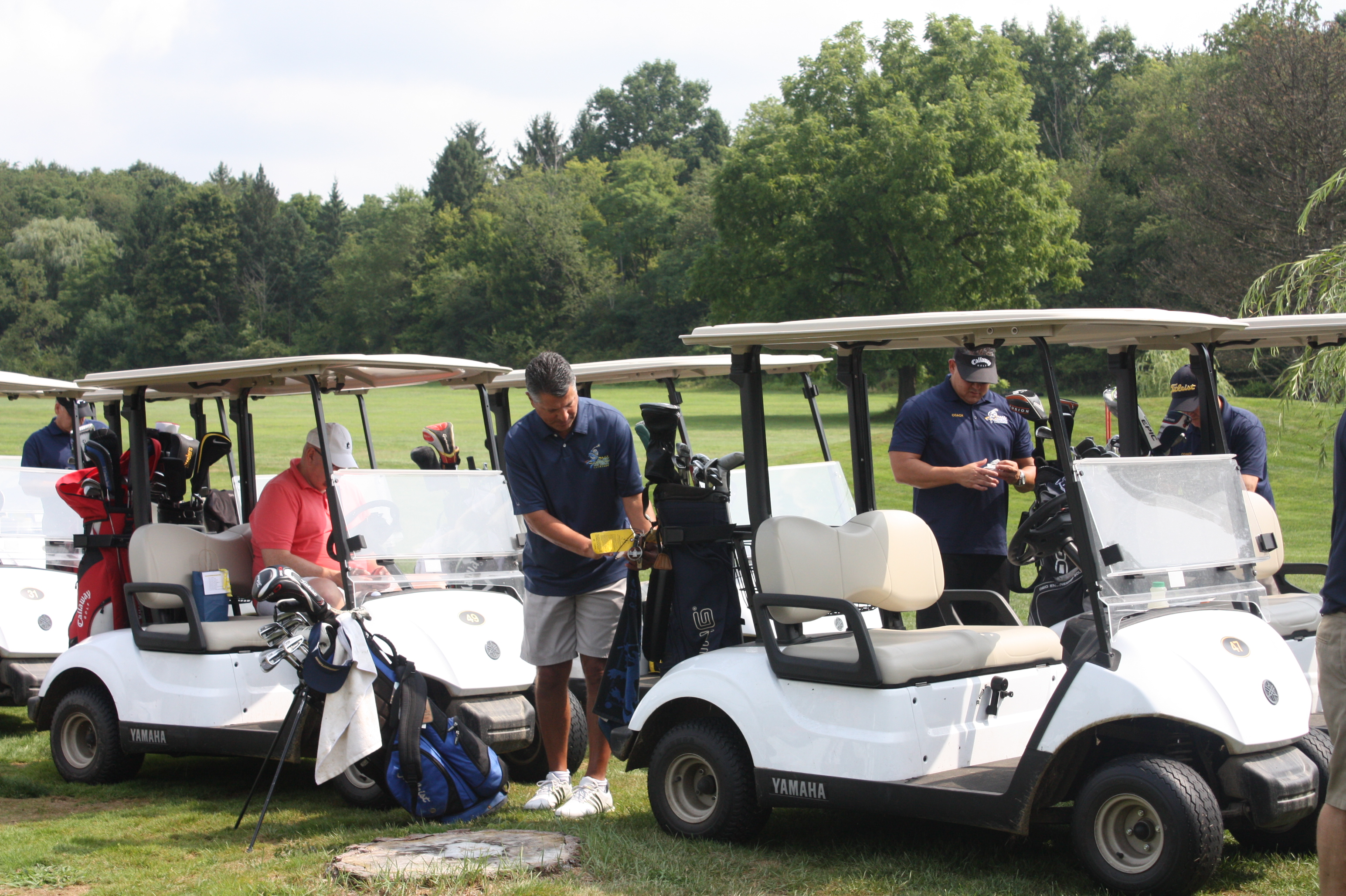 2019 Mars Planet Foundation Golf Outing gallery image #6