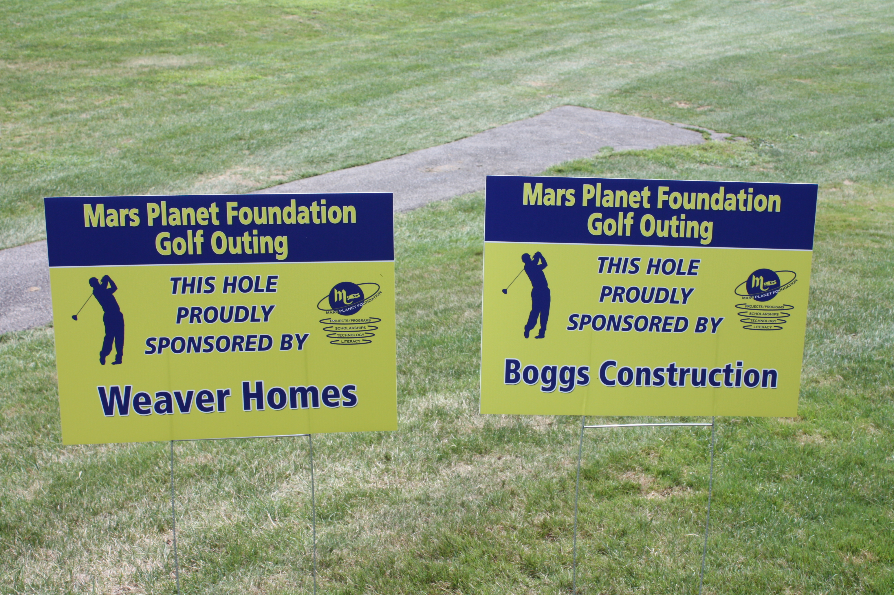 2019 Mars Planet Foundation Golf Outing gallery image #17