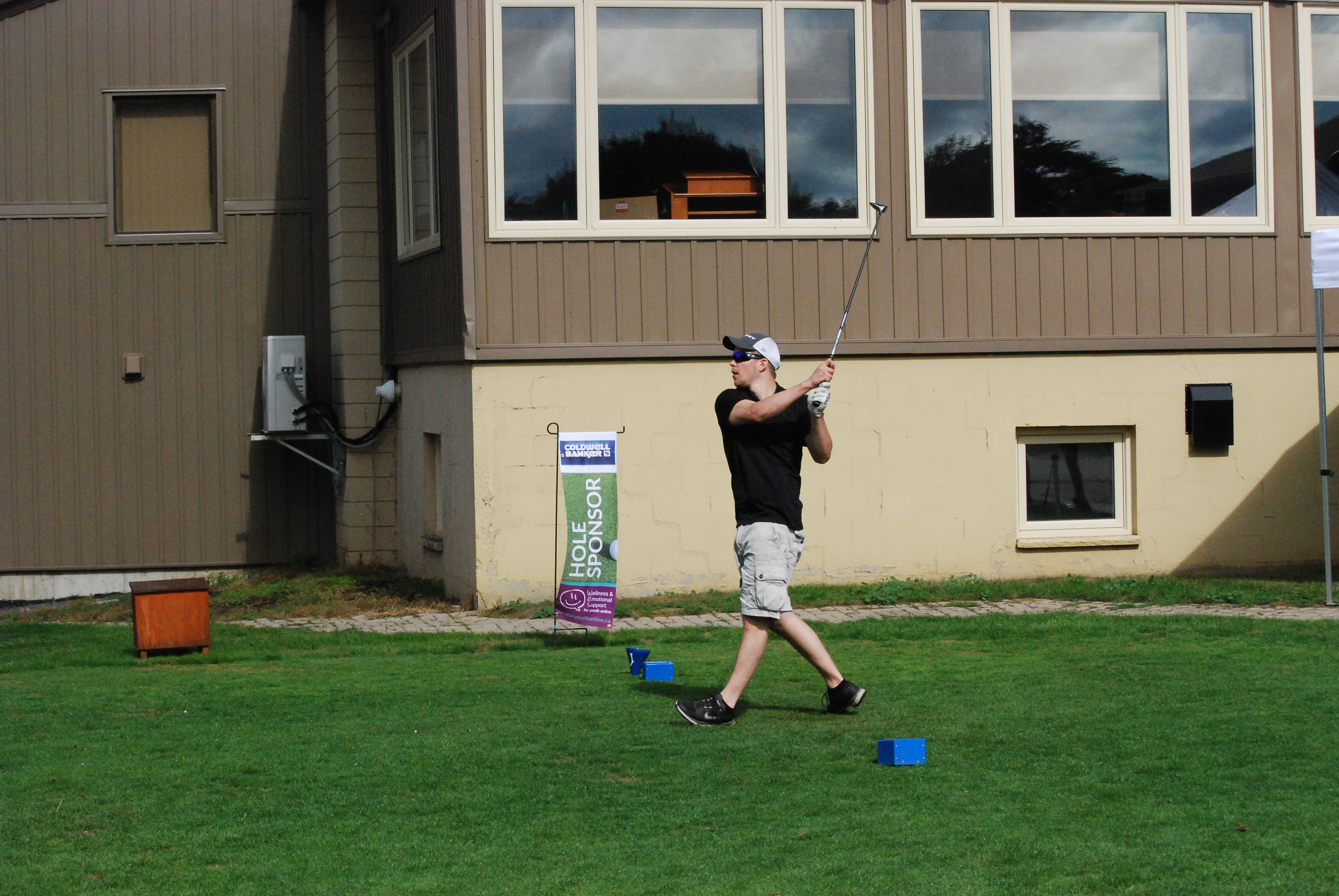 Second Annual WES for Youth Online - Golf Classic gallery image #9
