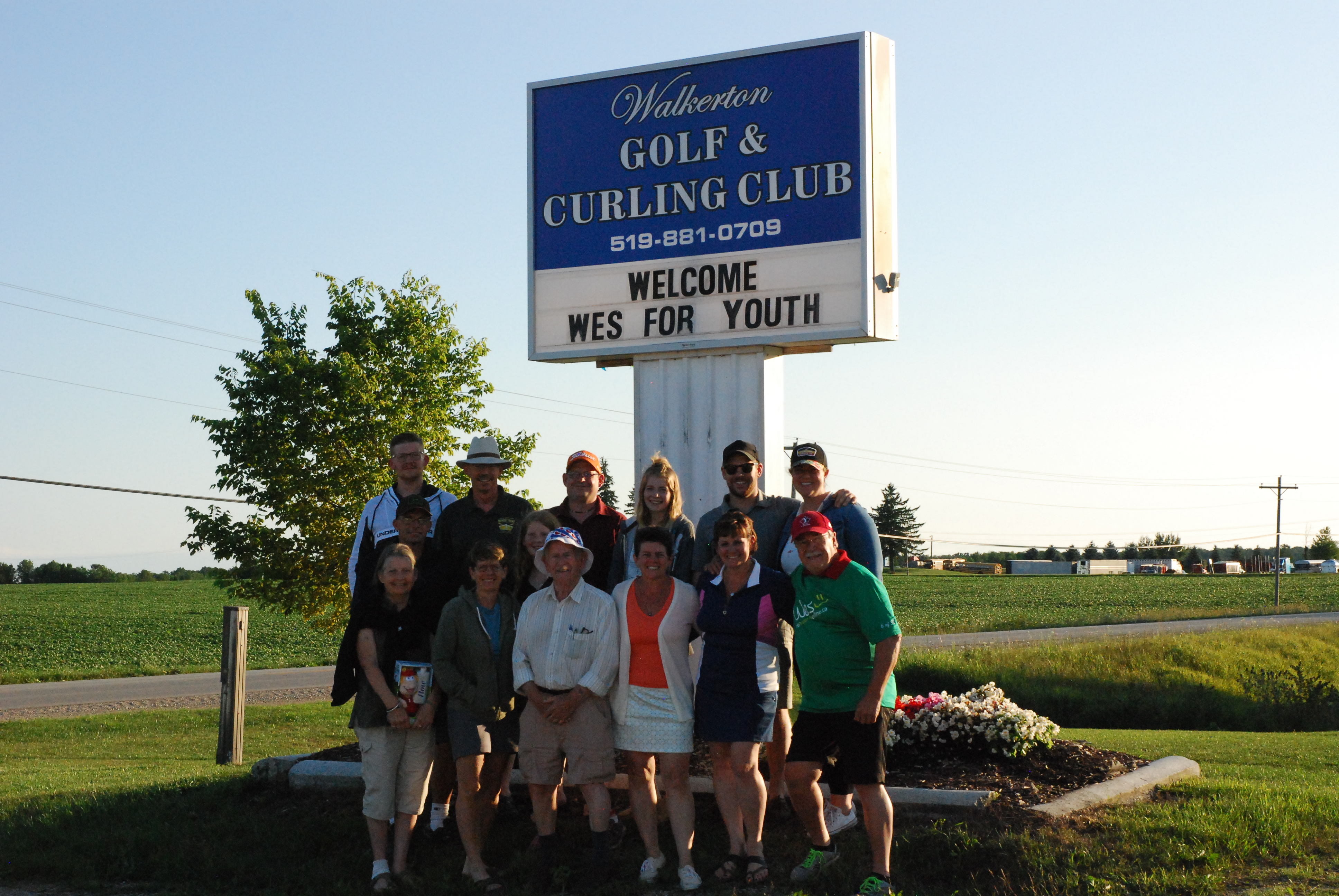 Second Annual WES for Youth Online - Golf Classic gallery image #11