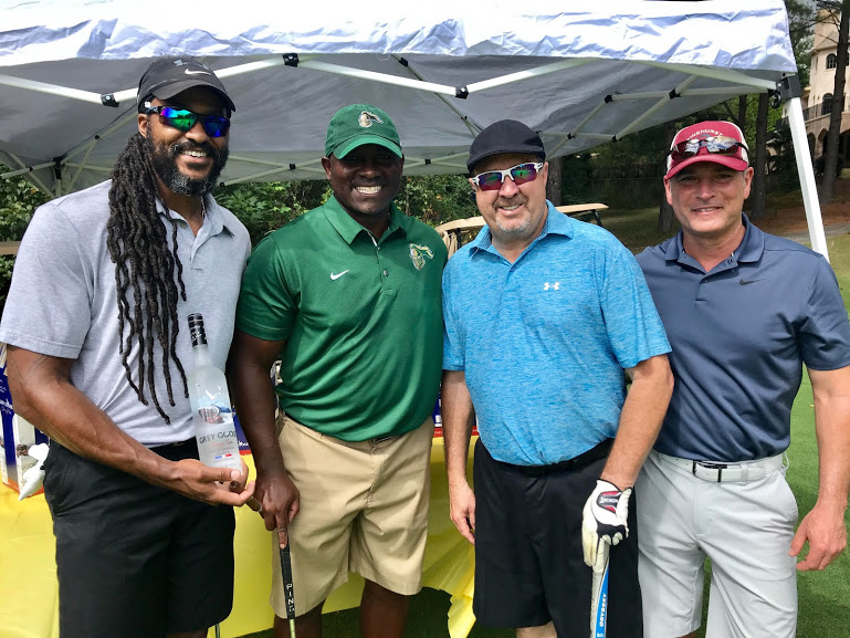 7th Annual Terance Mathis Celebrity Golf Classic gallery image #2