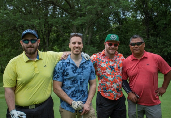 "The 3rd Annual RONA Pete ""The Greek"" Memorial Golf Classic gallery image #25"