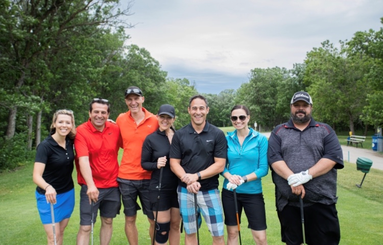 "The 3rd Annual RONA Pete ""The Greek"" Memorial Golf Classic gallery image #8"