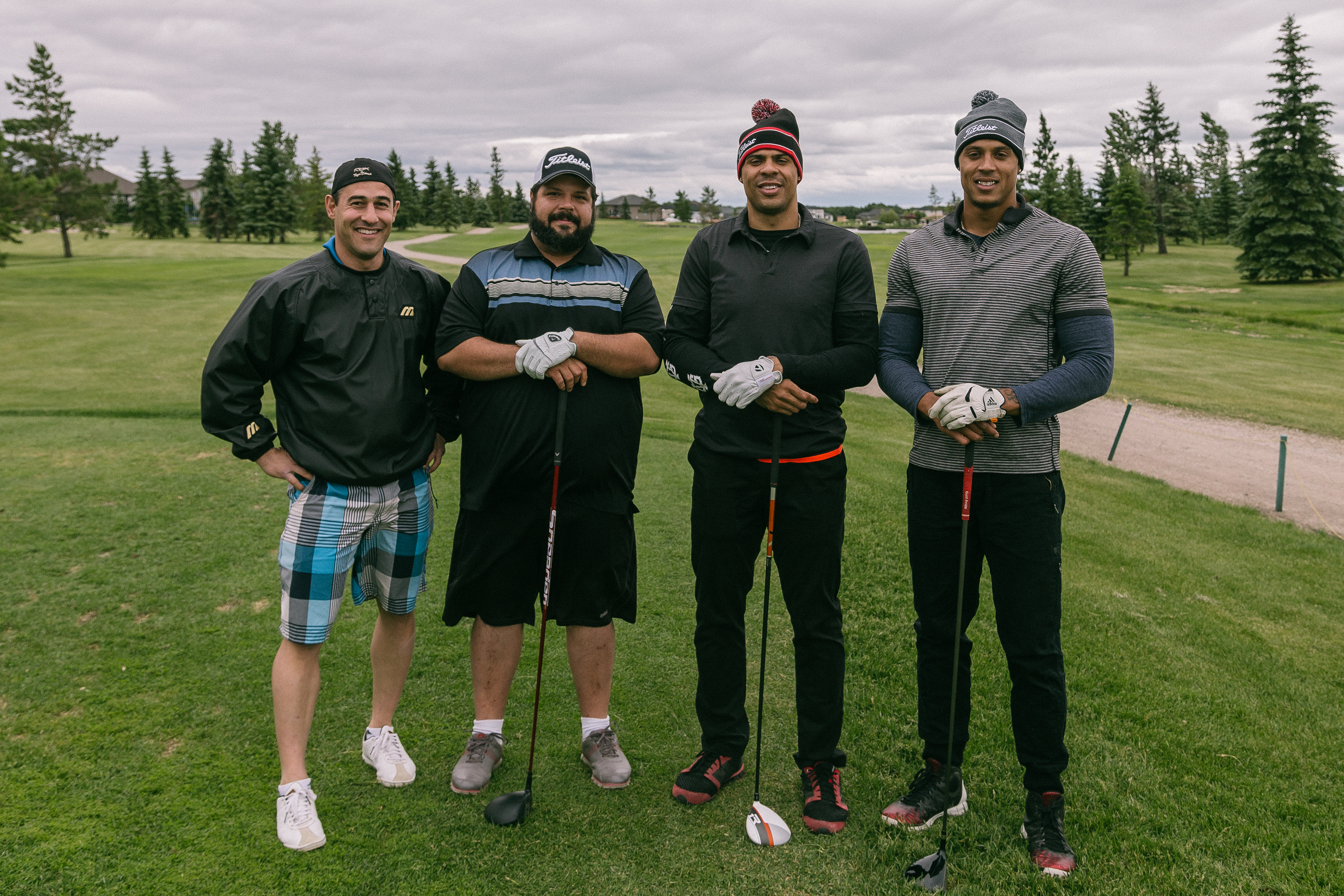 """The 3rd Annual RONA Pete """"The Greek"""" Memorial Golf Classic gallery image #91"""