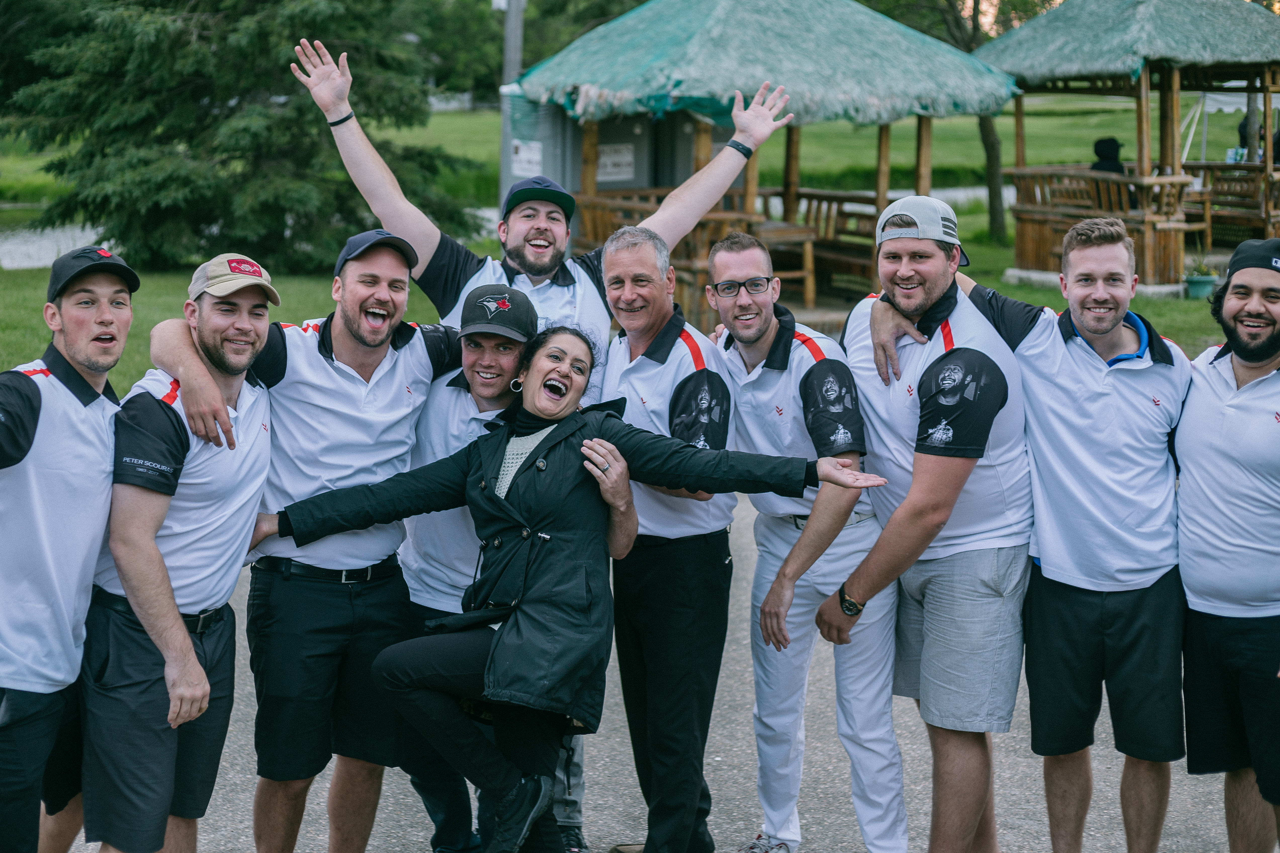 "The 3rd Annual RONA Pete ""The Greek"" Memorial Golf Classic gallery image #89"