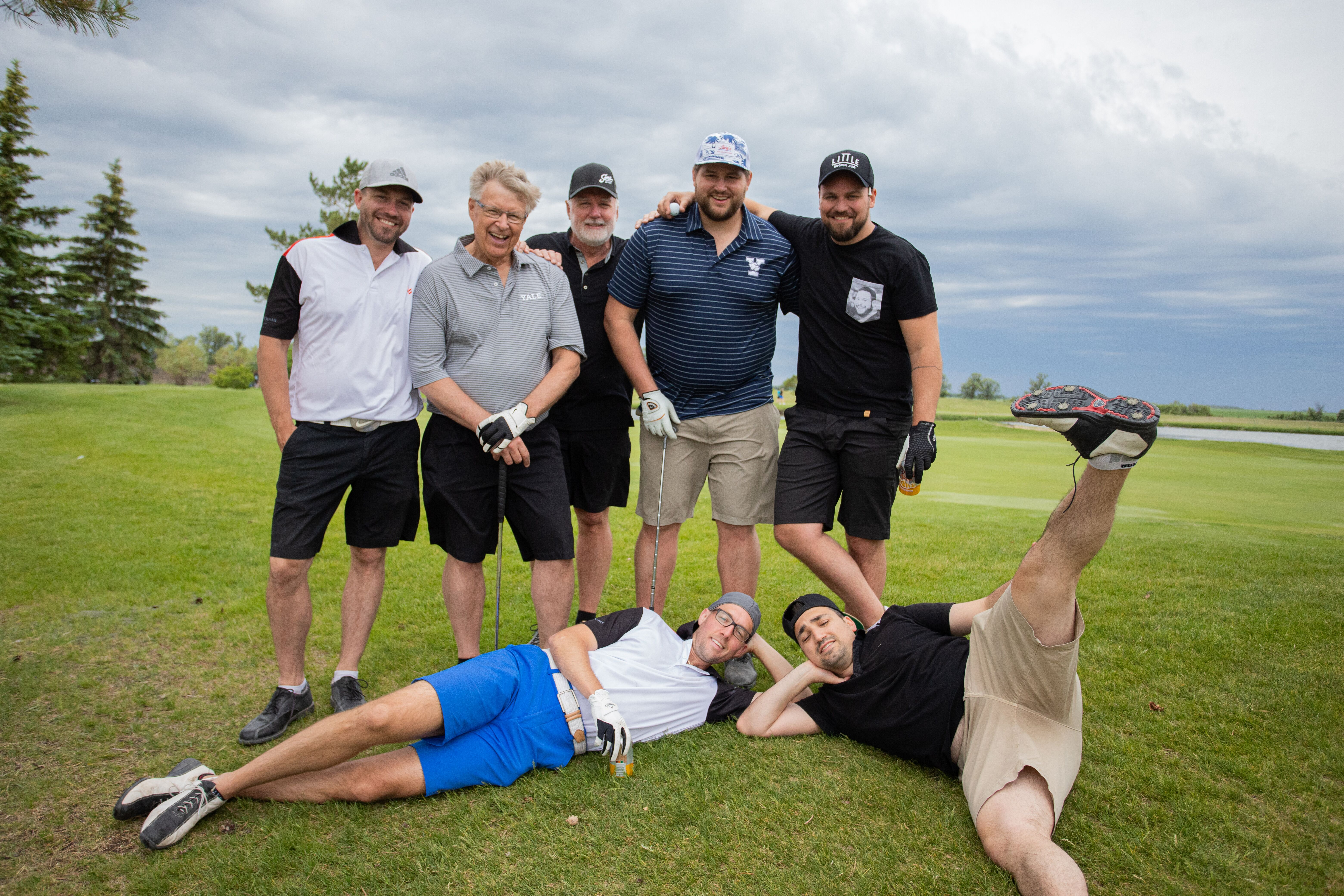 "The 3rd Annual RONA Pete ""The Greek"" Memorial Golf Classic gallery image #46"