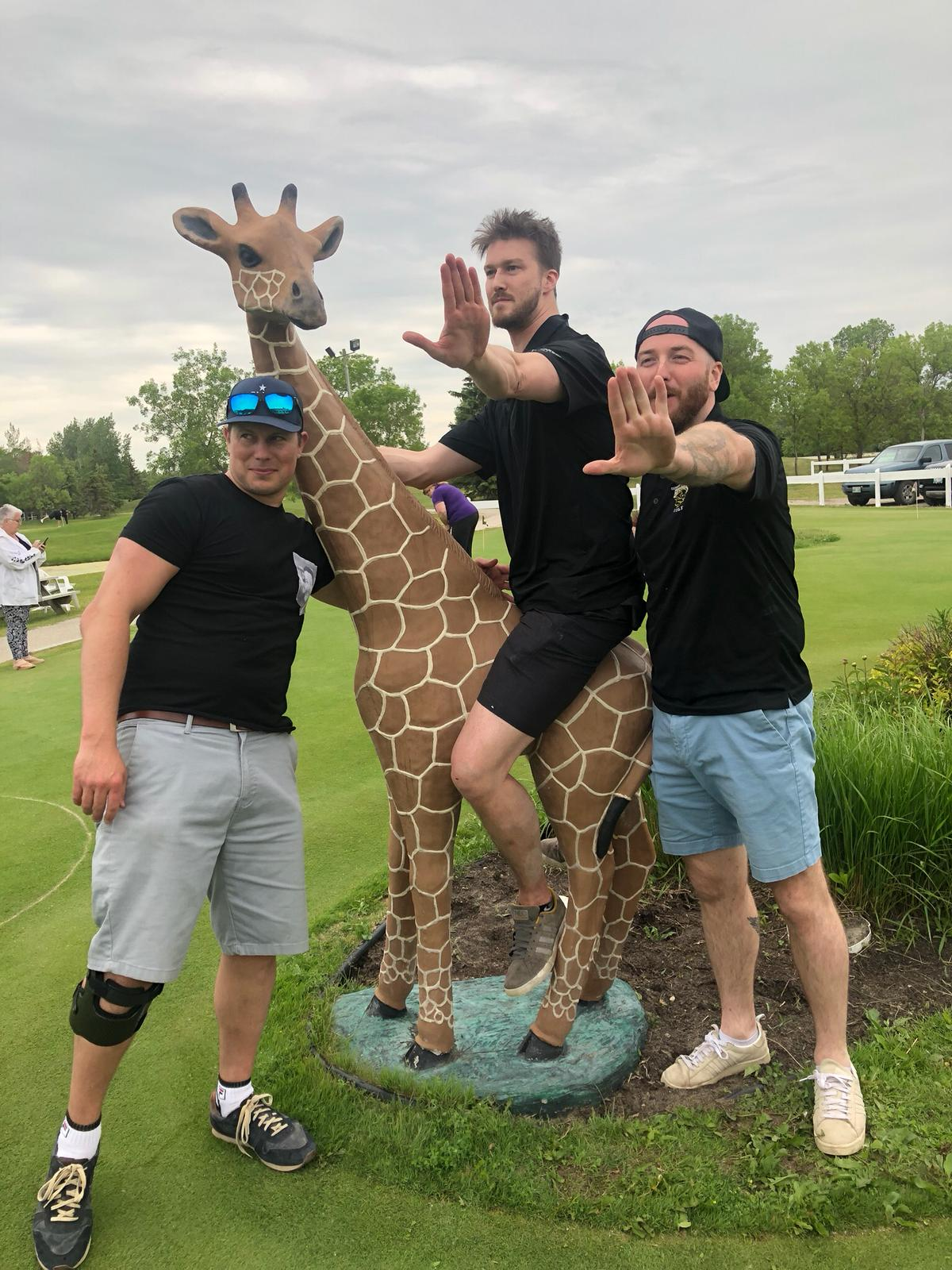 "The 3rd Annual RONA Pete ""The Greek"" Memorial Golf Classic gallery image #59"