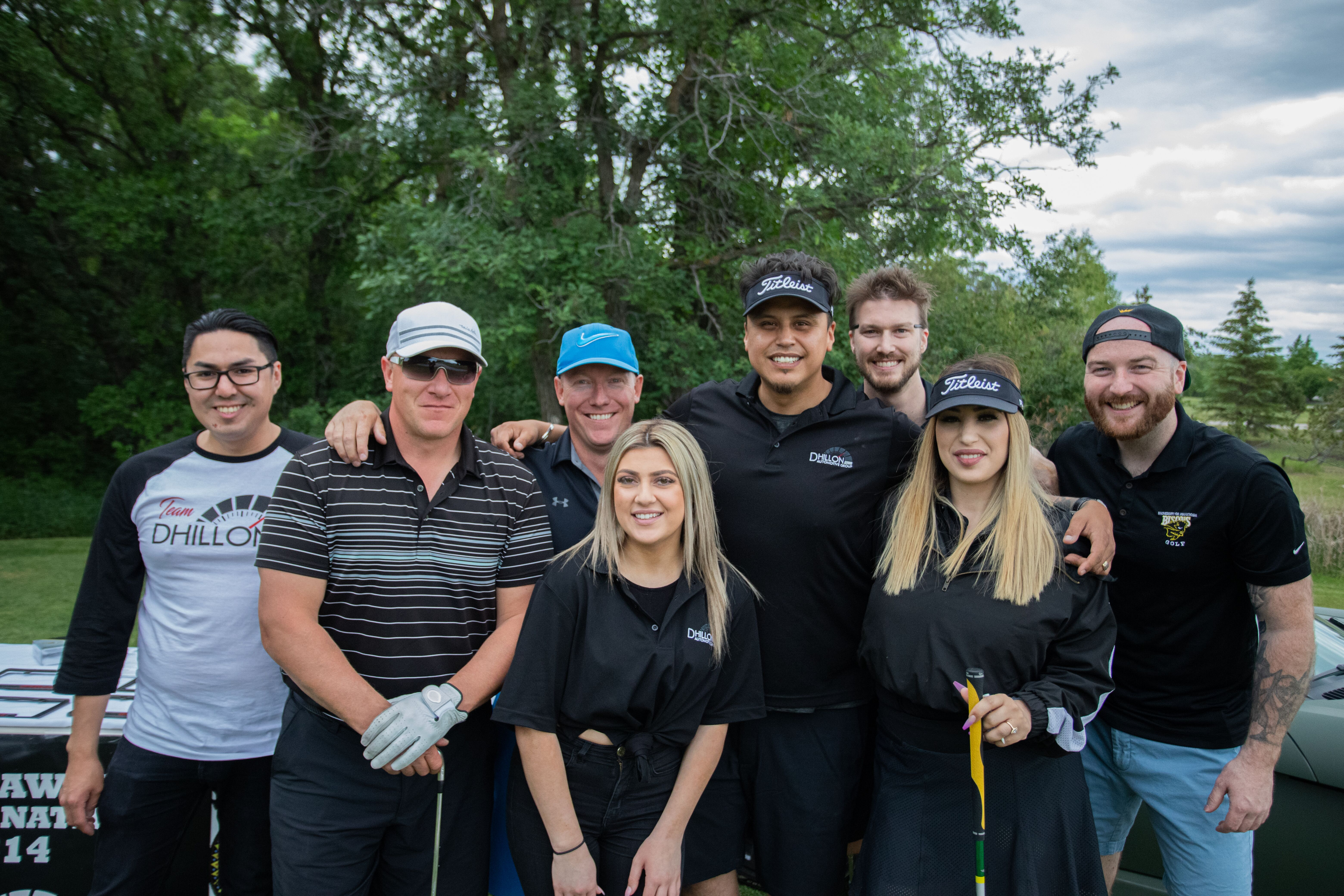 "The 3rd Annual RONA Pete ""The Greek"" Memorial Golf Classic gallery image #34"