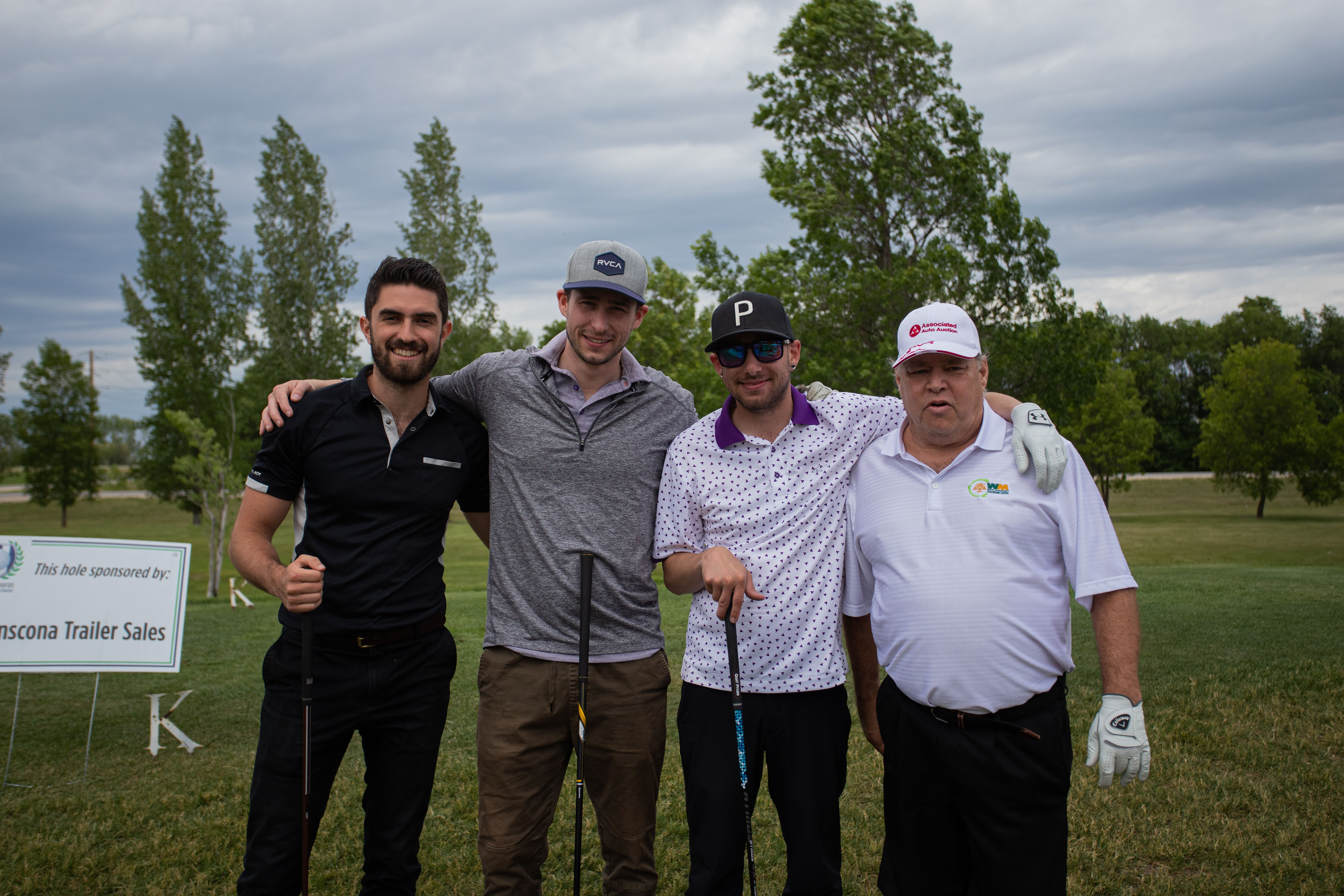 "The 3rd Annual RONA Pete ""The Greek"" Memorial Golf Classic gallery image #37"