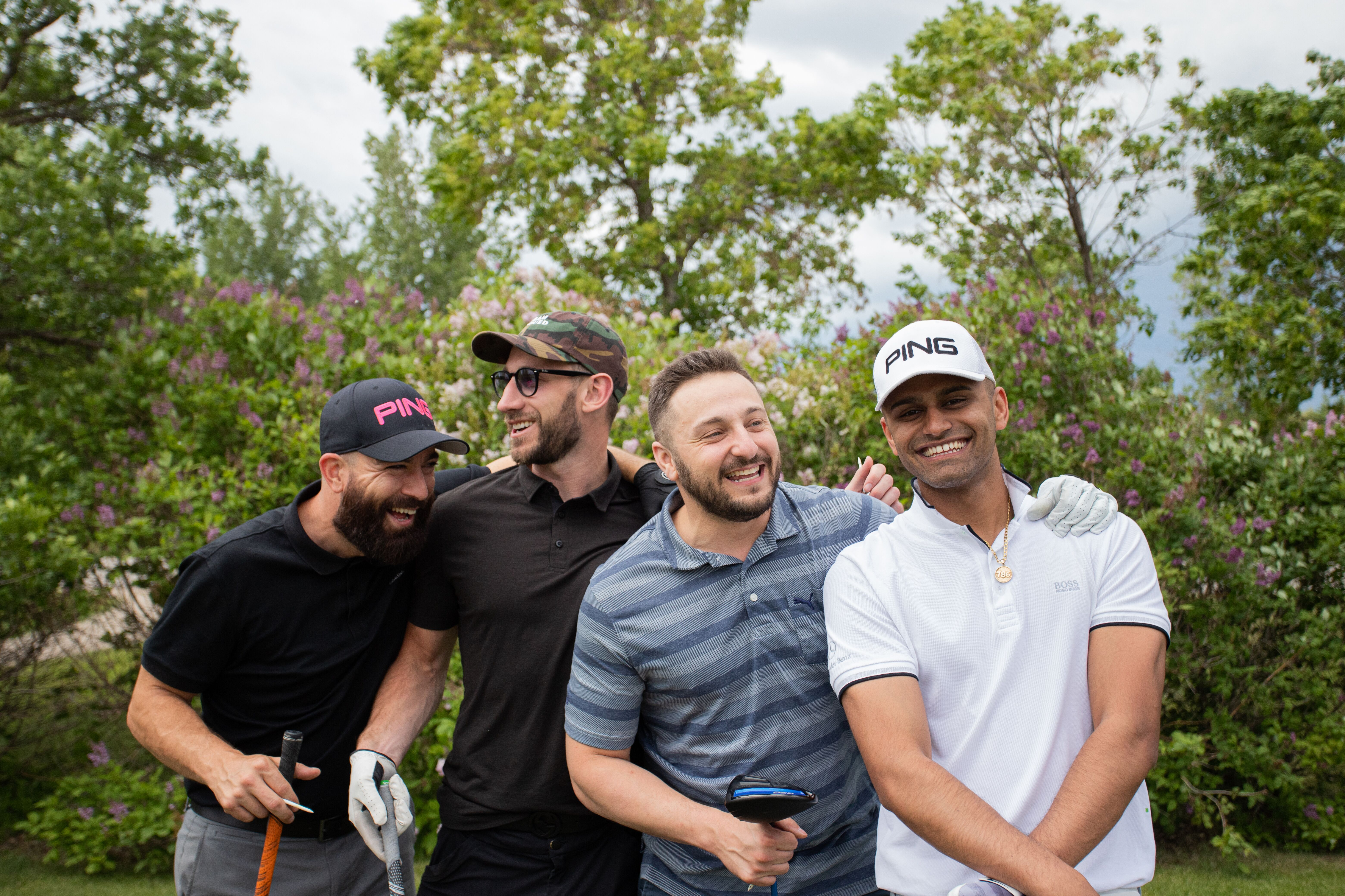 "The 3rd Annual RONA Pete ""The Greek"" Memorial Golf Classic gallery image #12"