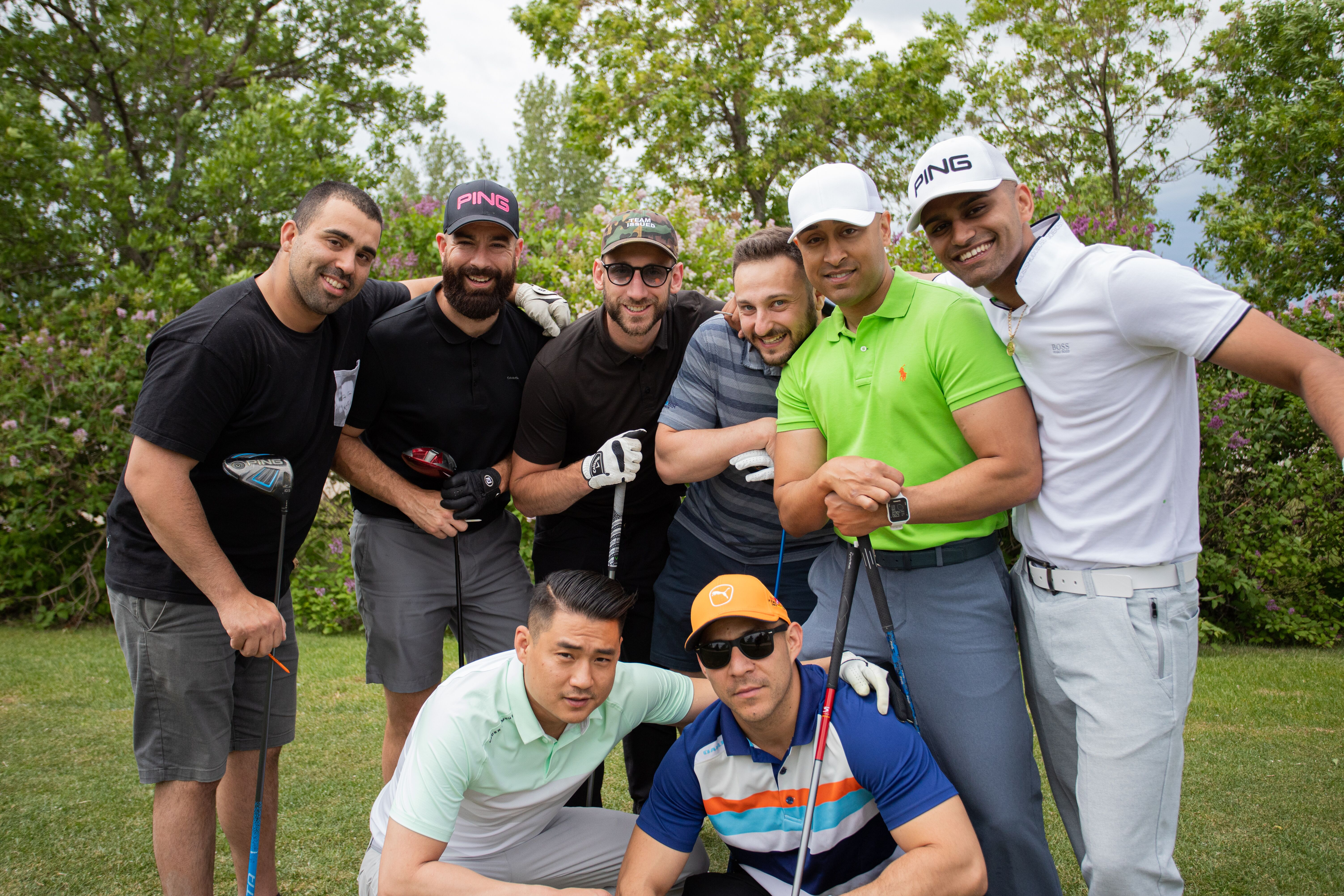 "The 3rd Annual RONA Pete ""The Greek"" Memorial Golf Classic gallery image #38"