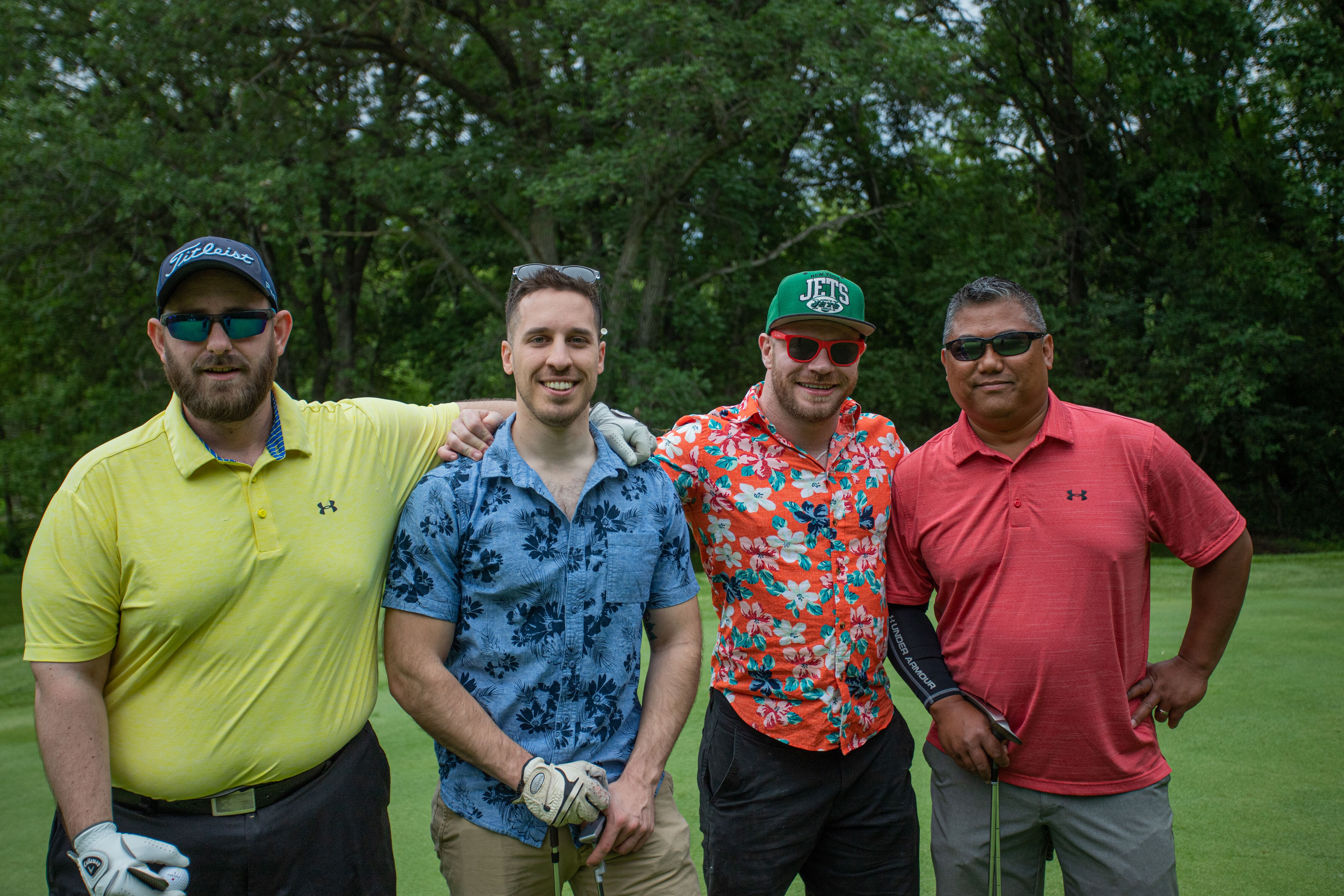 "The 3rd Annual RONA Pete ""The Greek"" Memorial Golf Classic gallery image #11"