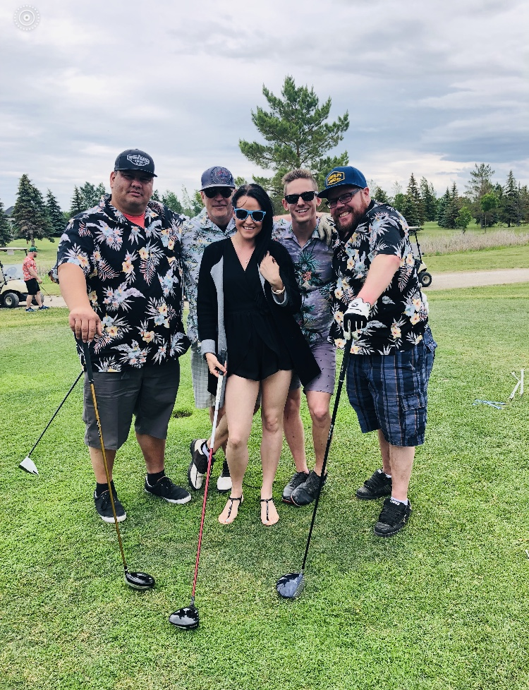 "The 3rd Annual RONA Pete ""The Greek"" Memorial Golf Classic gallery image #32"