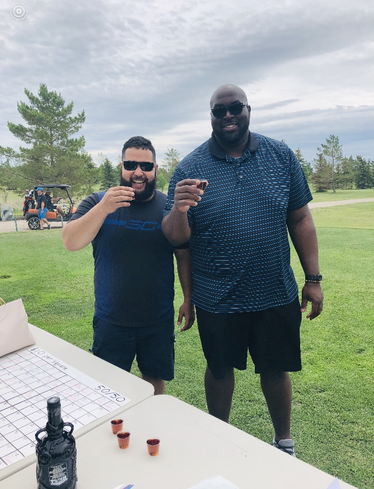 "The 3rd Annual RONA Pete ""The Greek"" Memorial Golf Classic gallery image #52"