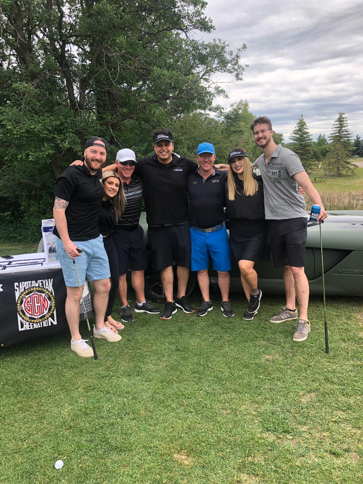 """The 3rd Annual RONA Pete """"The Greek"""" Memorial Golf Classic gallery image #66"""